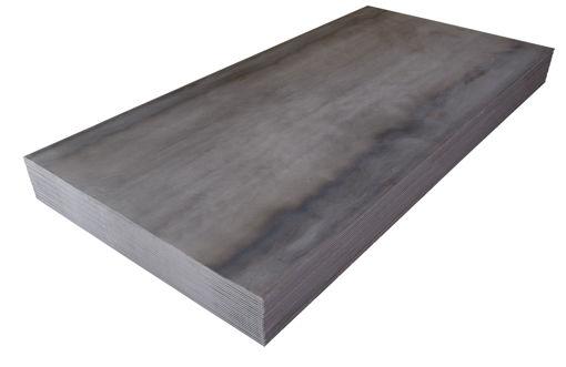 Picture of PLATE S355 JR+AR EN 10025-2 ASROLLED 40 x 5,000 x 2,400