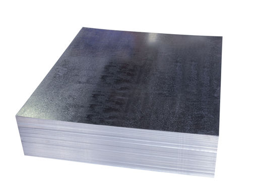 Picture of COLD ROLLED SHEET COMMERCIAL QUALITY 0.8 x 2,450 x 1,225