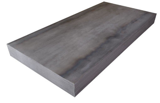Picture of PLATE EN 10025-2-S355 JR+AR/J0+AR 10 x 10,000 x 2,400