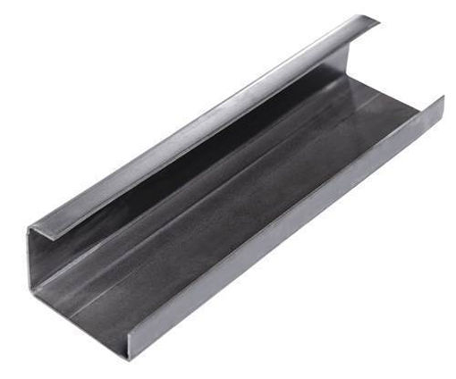 Picture of LIPPED ANGLE ISQ 230 Z275 75 x 50 x 20 x 2 x 10.000Mtr