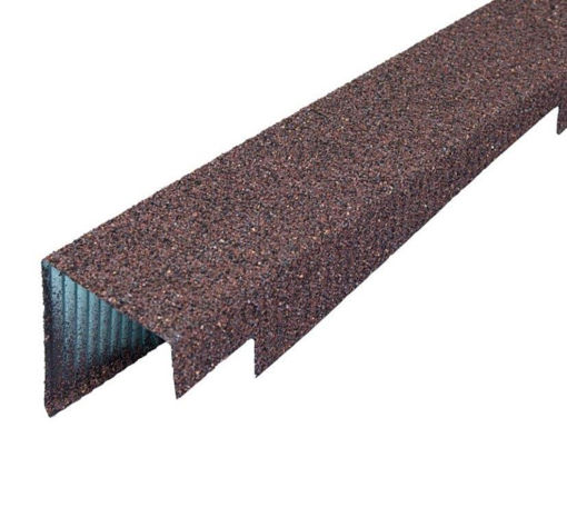 Picture of BARGE BOARD COVER FLASHING SC THATCH SHR/H NS 1550 x 100 x .45