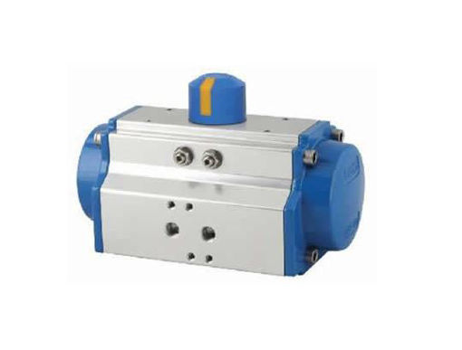 Picture of ACTUATOR DOUBLE ACTING PNEUMATIC, NATCO, CYLINDER 400 RT8000DA