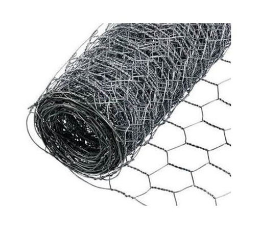 Picture of HEX NETTING WIRE LIGHT GALV 900 90 1.6 50m roll