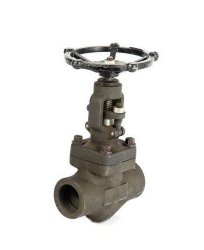 Picture of Globe valve,Natco,Bronze-Stainless steel,DN25mm, screwed BSP female x female, PN32,Bronze, Handwheel operated